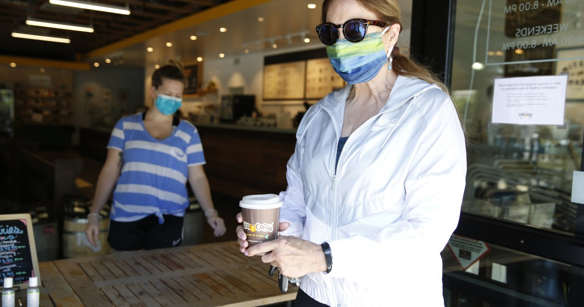 Yolo County reimposes indoor mask mandate, citing rising COVID cases and hospitalizations 1