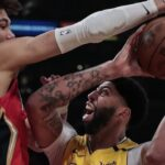 NBA player Jaxson Hayes arrested after altercation with officers, LAPD says 8