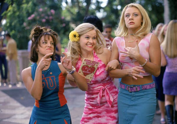 'Legally Blonde' Oral History: From Raunchy Script to Feminist Classic 1