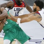 US falls to Nigeria in pre-Olympic opener 6