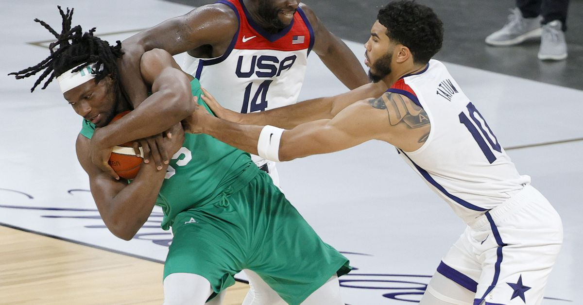 US falls to Nigeria in pre-Olympic opener 1