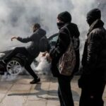 French Citizens Riot In Response To Plan To Mandatory Vaccine Passports — The World 10
