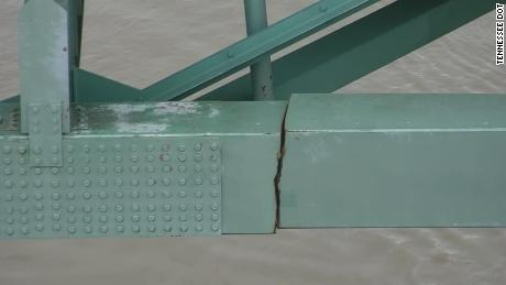A vital Memphis bridge shut down since May due to a structural crack will partially open next week 1