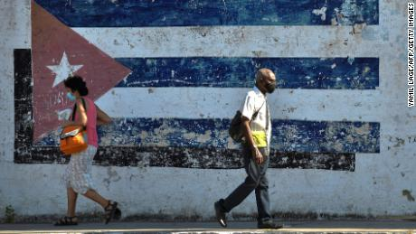 Cubans take to streets in rare protests over lack of freedom, economy 1