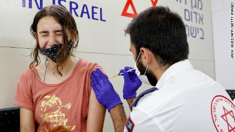 Israel to offer third Covid-19 vaccine dose to people over 60 1