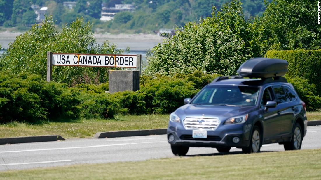 Canada will not open its border to non-essential visitors for quite a while, Trudeau says 1