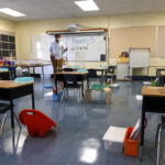 CDC: Fully vaccinated students and teachers do not need to wear masks in school 8