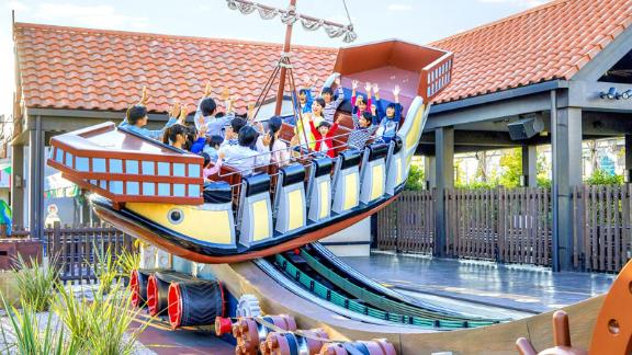 Legoland New York opens with 7 themed lands 1