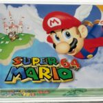 Unopened Super Mario 64 game from 1996 sells for $1.56M 8