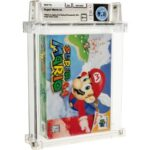 Unopened 'Super Mario 64' video game sells for over $1.5 million 4