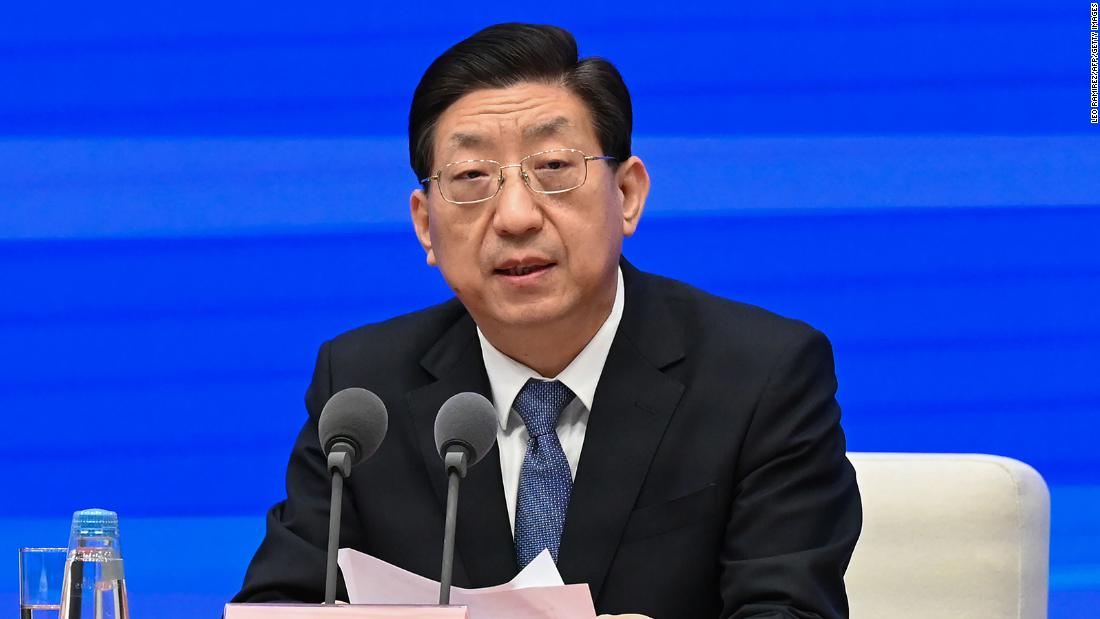 Chinese government rejects WHO plan for second phase of Covid-19 origins study 1