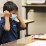 CDC recommends masks for all K-12 students, even those who have been vaccinated 4
