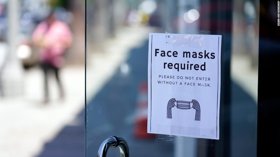 Analysis: A telling 'no' on House GOP anti-mask vote 1