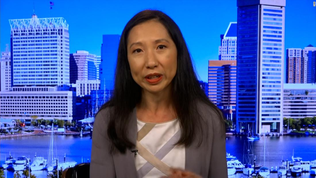 'I'm confused': Dr. Wen discusses mixed messaging around mask policy 1