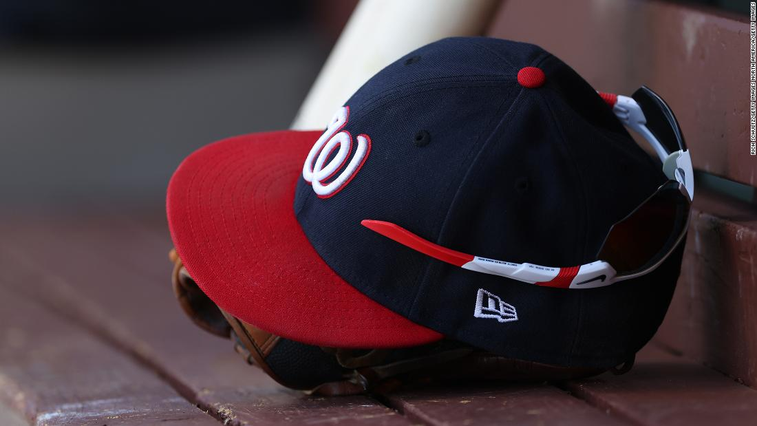 MLB game postponed due to Covid-19 issues within Washington Nationals team 1