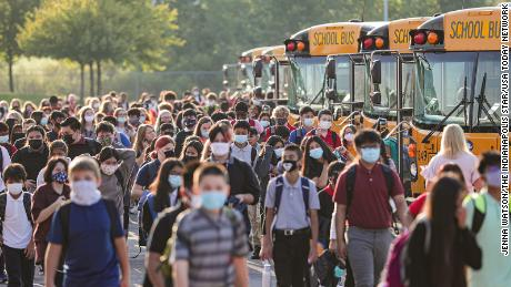 How does the new CDC mask guidance change how families stay safe from Covid-19? An expert's take 1