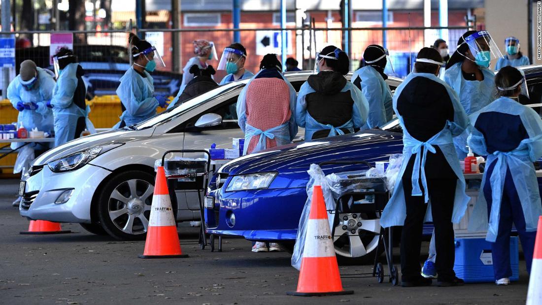 Sydney readies for the army as lockdown fails to squash Australia Delta outbreak 1