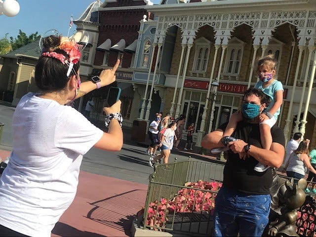 Disney World announces guests must mask up indoors, on transportation starting July 30 1