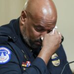 Release the Videos Showing Capitol Rioters Calling the Crying Police Officer the 'N Word' 5