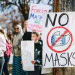 The CDC has updated its mask guidelines for schools. Some states will listen, some won't. 9