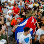 'We are no longer afraid': Thousands of Cubans protest against the government 5