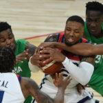 Shocker: U.S. falls to Nigeria 90-87 in pre-Olympic opener 8