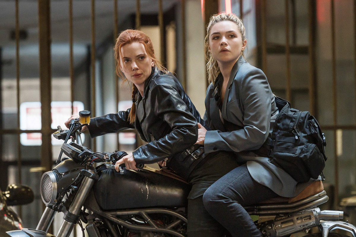 Marvel's 'Black Widow' Blows Past $215M Between Box Office And Disney+ Premier Access 1