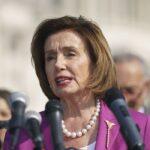 Pelosi labels McCarthy a 'moron' as House revives COVID mask mandate 5