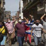 Cuba protesters rail against Communist dictatorship 5