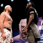 Tyson Fury testing positive for COVID-19 postpones Deontay Wilder fight 3