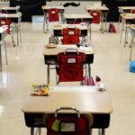 Vaccinated teachers and students don't need masks: CDC 7