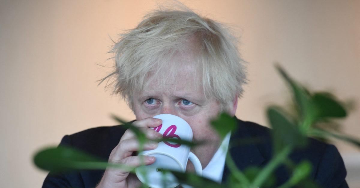 England 'tantalizingly close' to easing lockdown curbs, Boris Johnson says 1