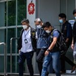 Hong Kong protester sentenced to 9 years in prison in first national security case 8