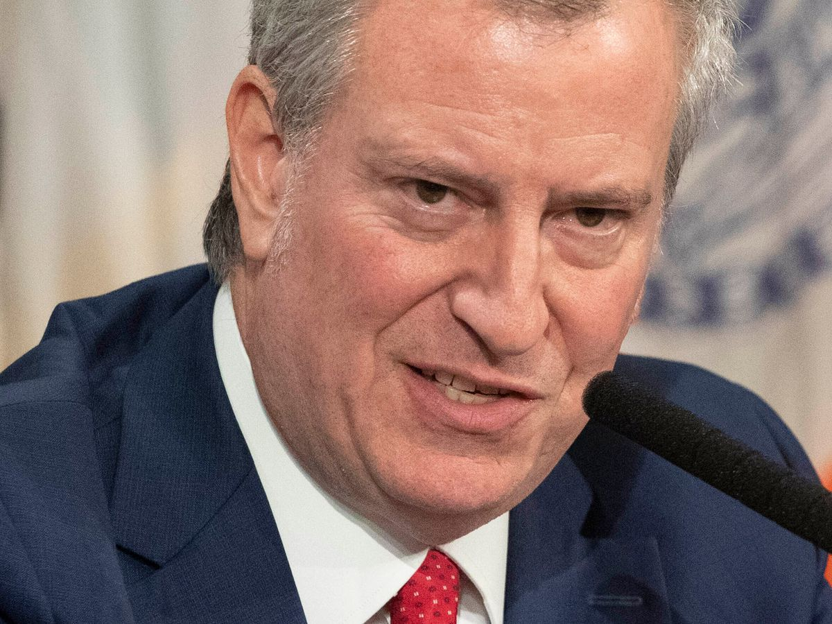 De Blasio promises new mask rules for NYC coming Monday — nearly a week after CDC update 1