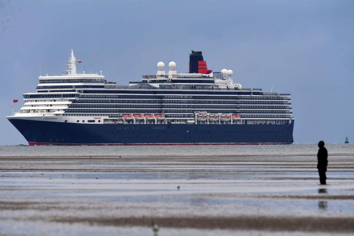 Crew coronavirus cases sideline Cunard's Queen Elizabeth sailing 1