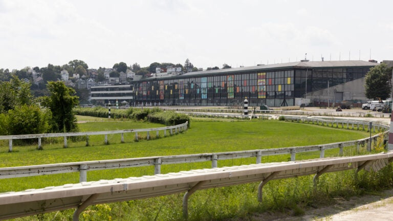 Suffolk Downs is opening up its former horse racing track for running and dog walking 1