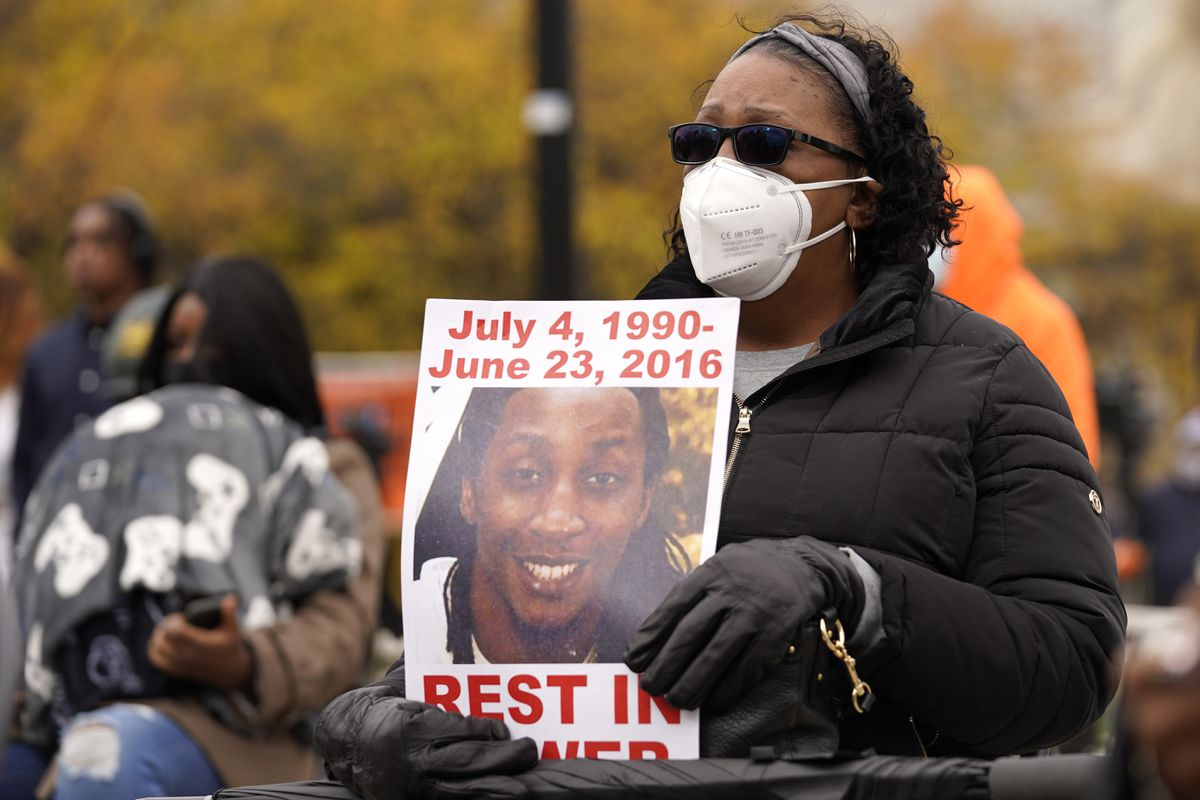 Wisconsin police officer could be charged in deadly shooting of Black man more than five years later 1