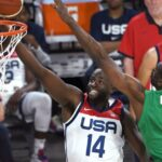 Shocker: US falls to Nigeria 90-87 in pre-Olympic opener 8