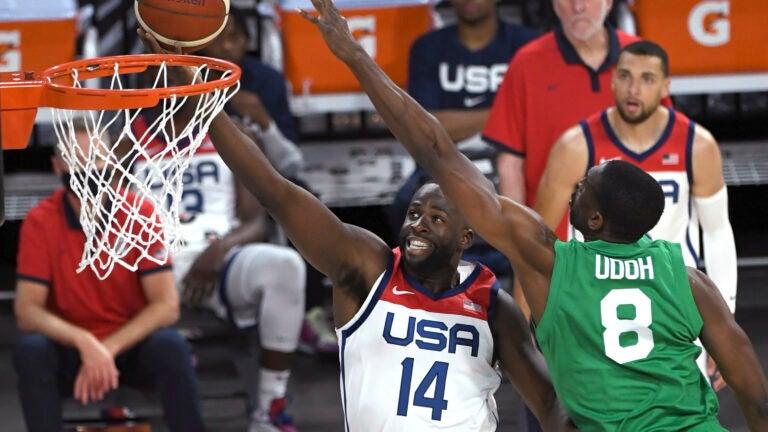 Shocker: US falls to Nigeria 90-87 in pre-Olympic opener 1