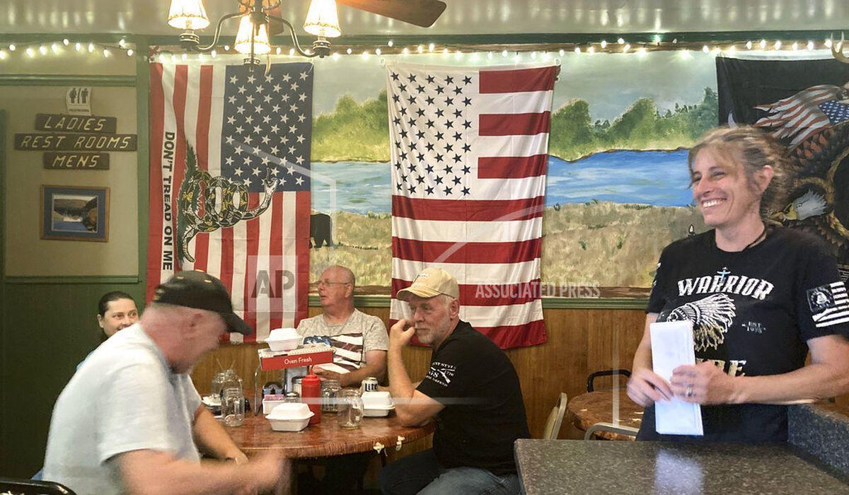 Restaurant owner's Capitol riot arrest rattles hometown 1