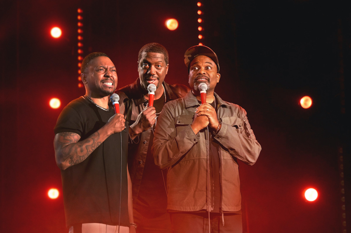 Stream It Or Skip It: 'Plastic Cup Boyz: Laughing My Mask Off!' On Netflix, A Showcase For Kevin Hart's Entourage 1