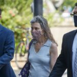 White woman charged with hate crime for spitting on Black woman during protest may have charges dismissed 6