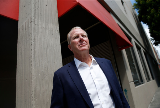 Recall candidate Kevin Faulconer says no to mask mandates during San Francisco campaign stop 1