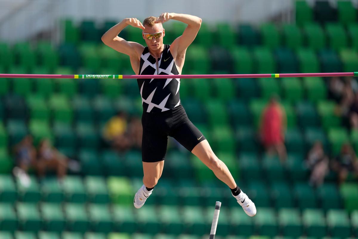 American pole vaulter Sam Kendricks tests positive for COVID-19 1