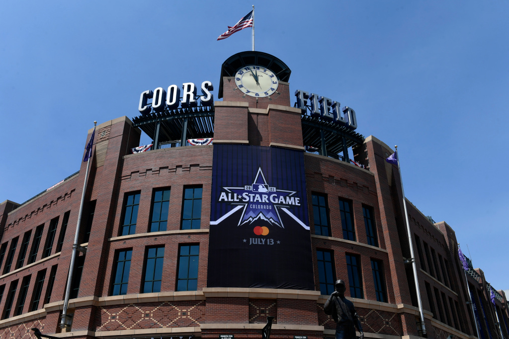 COVID-19 outbreak linked to MLB All-Star Game in Denver 1