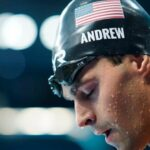 US swimmer Andrew goes maskless behind scenes at Olympics 6