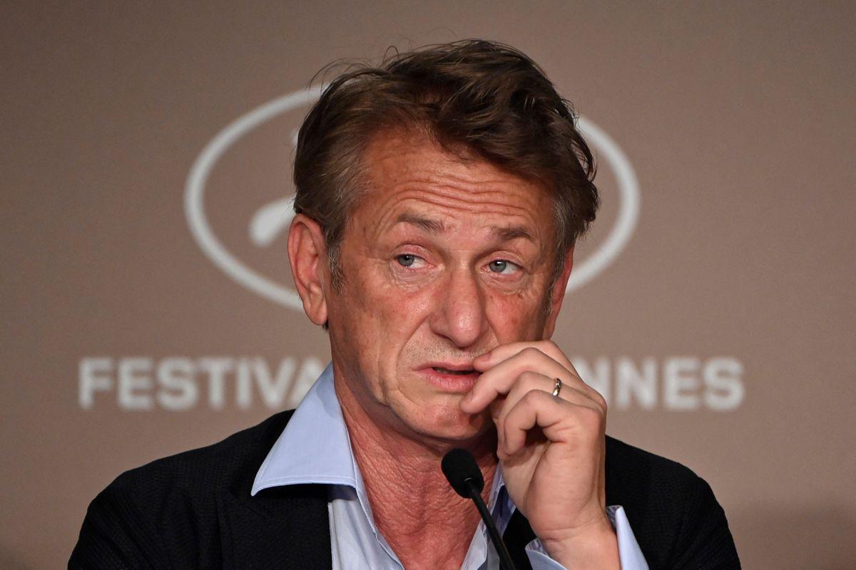 Sean Penn rips Trump's coronavirus response during Cannes Film Festival press conference 1