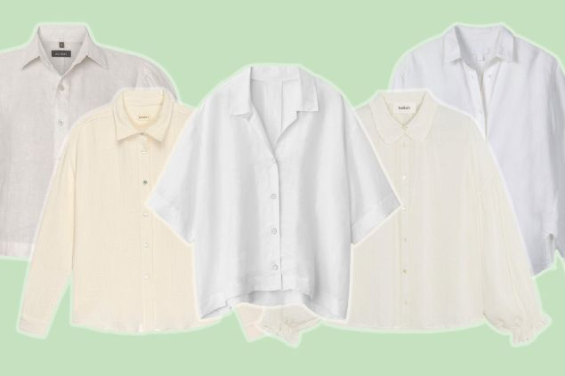 The Classic White Button-Down Shirts That Are Anything But Basic 1