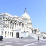 Indoor mask wearing returns to US Capitol 6