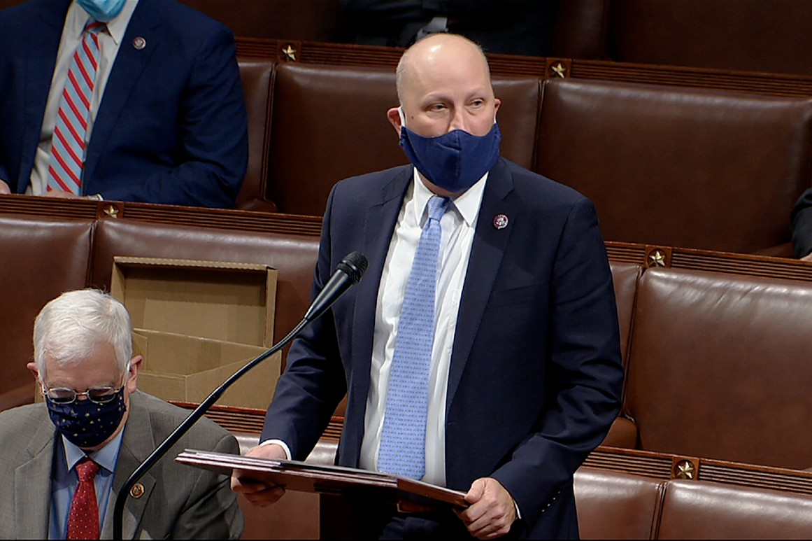 GOP lawmaker challenges McCarthy over 'bulls---' mask mandate enforcement 1